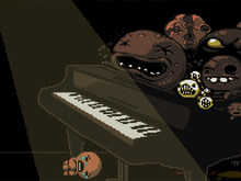 Binding of Isaac piano arrangement is sweet sorrow photo