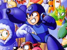 Mega Man on Genesis photo