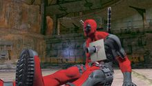 New screenshots have surfaced for the Deadpool game photo
