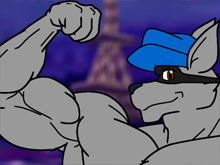 Get yourself randy with these Sly Cooper furries photo