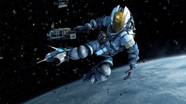 Dead Space 3 exploit already found for infinite items screenshot
