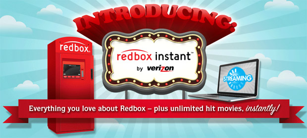 Redbox Instant app headed to Xbox 360 in 'near future' screenshot