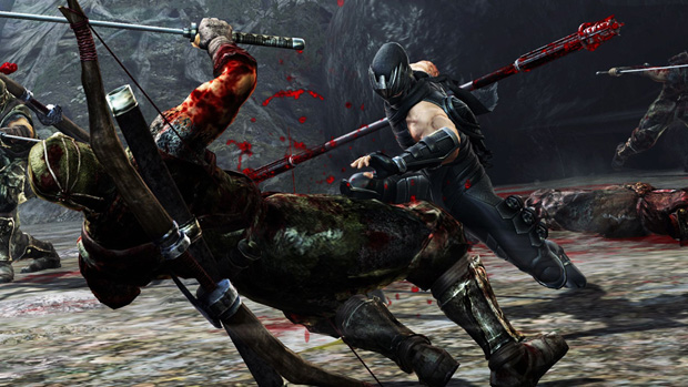 Ninja Gaiden 3 Razor S Edge Outed For Ps3 360