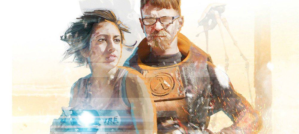 Can a Half-Life or Portal movie really work? photo