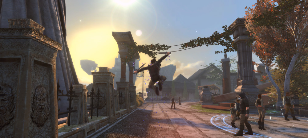 D&D MMO Neverwinter plays like a good action-RPG photo