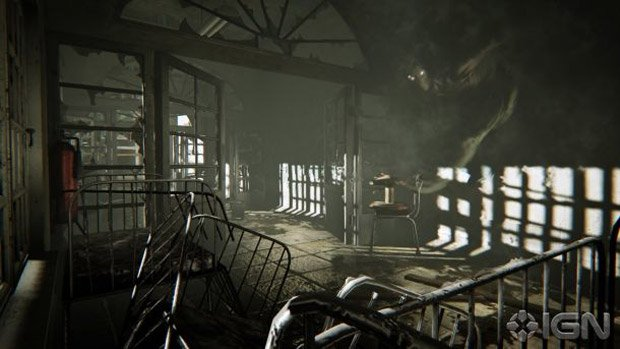 Horror game Daylight relies on procedural generation screenshot