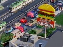 Sim City second beta photo