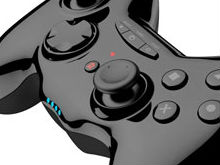 360 style PS3 controller photo