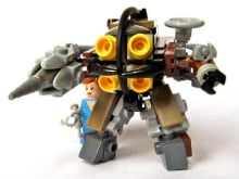 BioShock LEGO photo