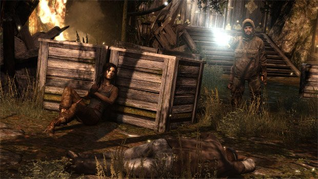 Tomb Raider Gets An 11 Minute Gameplay Video
