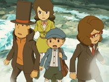 Professor Layton photo