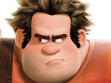 Wreck-It Ralph scene photo