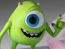 Disney Infinity shows off new Monsters University screens photo