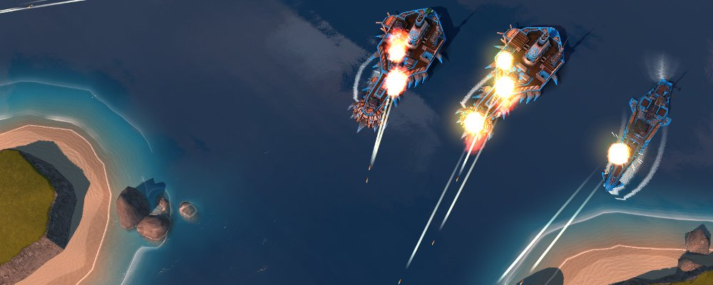 Preview: Leviathan: Warships had me go down with the ship photo