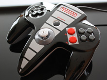 NES-themed N64 controller is the gamepad of the gods photo