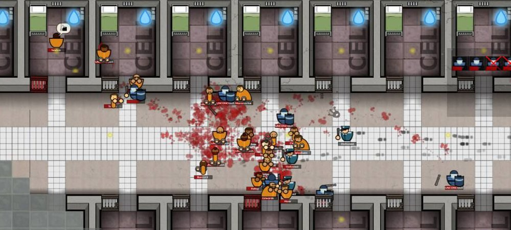 Prison Architect preview photo
