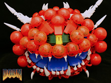 LEGO Cacodemon photo
