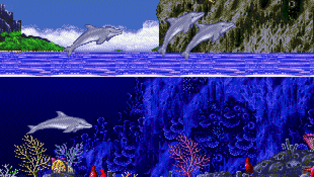 Ecco the Dolphin's music was never this bizarre photo