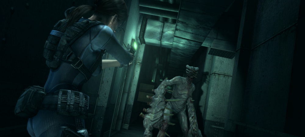 Hands-on with Resident Evil: Revelations on consoles photo