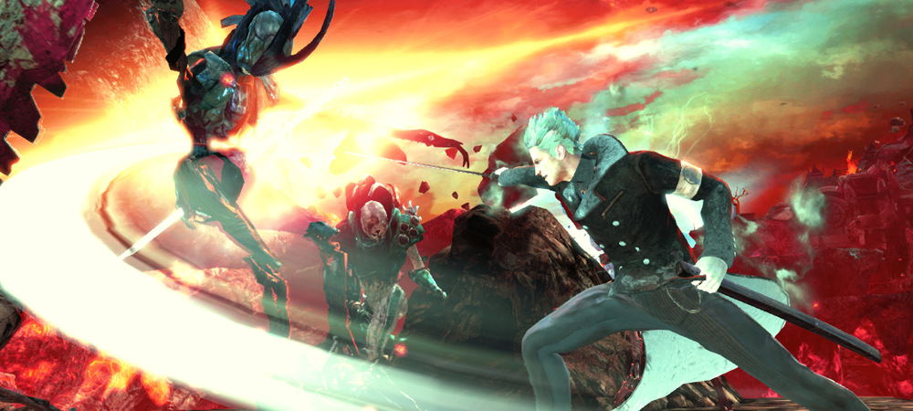 DmC's Vergil DLC about 3 to 5 hours of new co