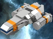 FTL LEGO photo