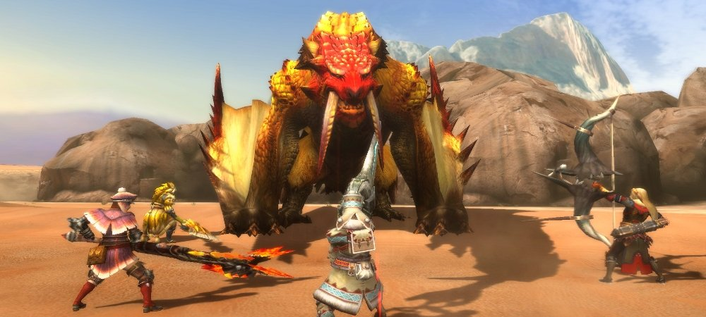 Monster Hunter 3 Ultimate photo