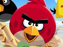 Angry Birds Wii and Wii U photo