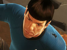 Star Trek game trailer photo
