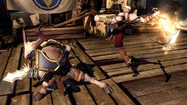 God of War: Ascension's single-player demo hits Feb 26 screenshot