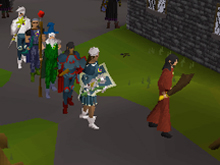Vote to restore old school Runescape server photo