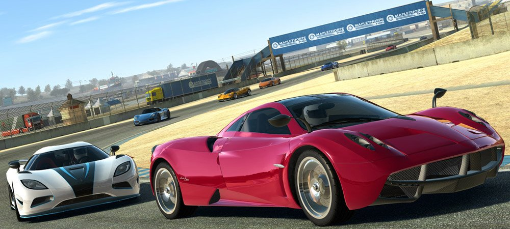 Three titles and 30,000 polygons later with Real Racing 3 photo