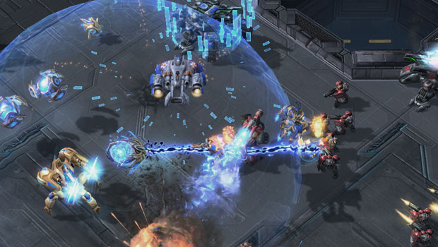 Starcraft 2 matchmaking training