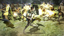 Shu 'nuff, we have more Dynasty Warriors 8 screenshots photo