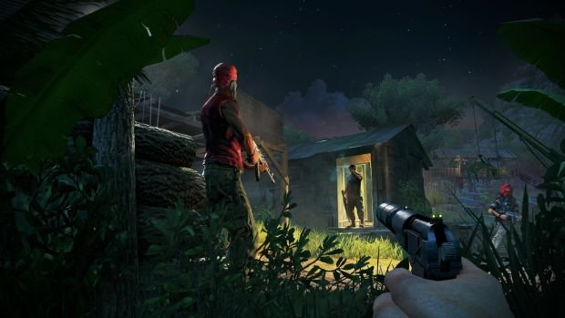 Far Cry 3 Gets New Difficulty Mode And Outpost Respawns