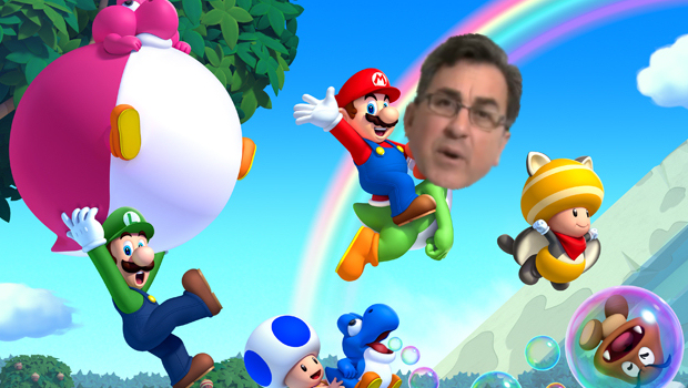 Pachter talks more about Nintendo's Wii U 'mistake' photo