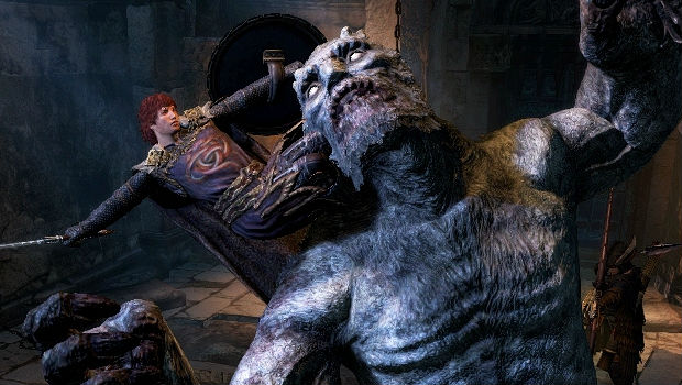 Here's the new trailer for Dragon's Dogma: Dark Arisen screenshot