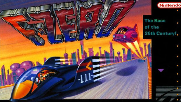 F-Zero on the Wii U eShop will run at 60Hz screenshot