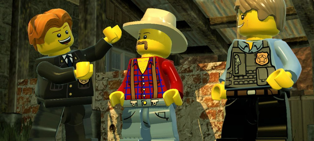 No license? No problem! LEGO City: Undercover preview photo