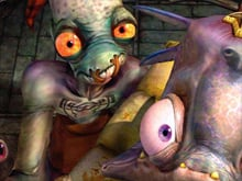 Oddworld on PS4? photo