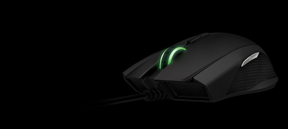 Review: Razer Taipan gaming mouse photo
