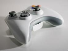 Xbox 360 Controller & PC photo