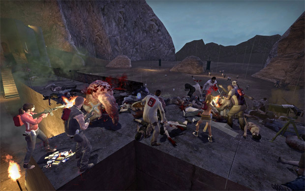 Helm's Deep map added to official Left 4 Dead 2 servers