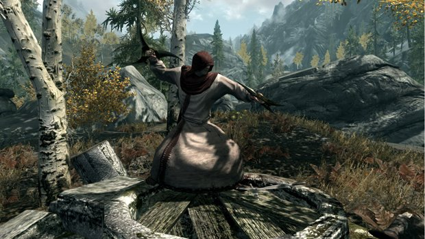 Top game-changing mods for Skyrim on the Steam Workshop photo