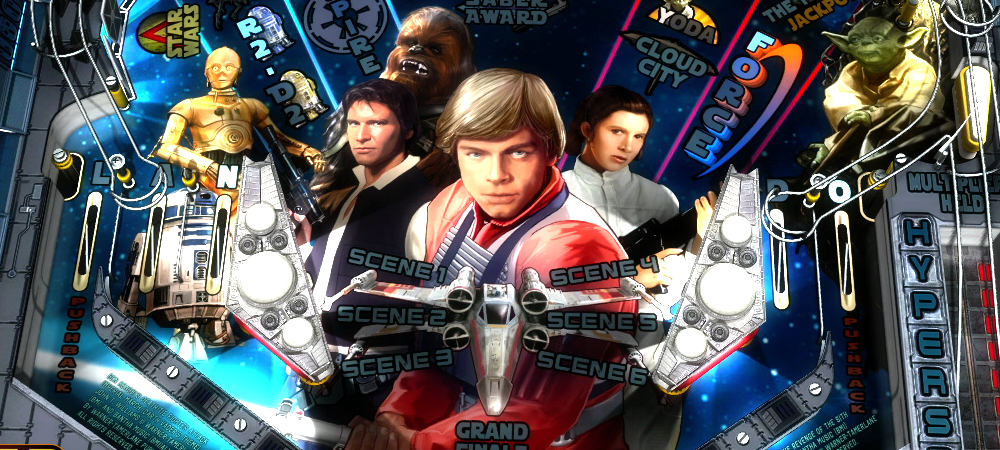 Star Wars Pinball review photo