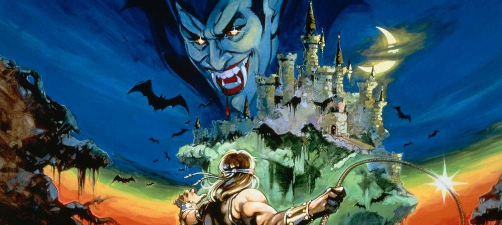 Top 5 Castlevania games photo