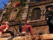 Free Uncharted MP photo