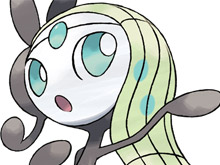 More details on upcoming event Pok�mon Meloetta  photo