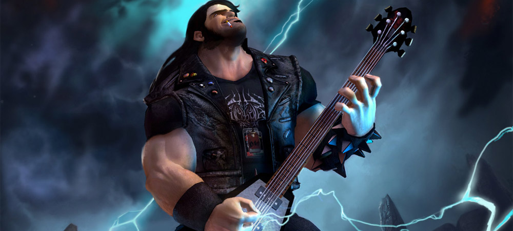 The tricky tale of Brutal Legend photo