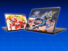 Mega Man laptops photo