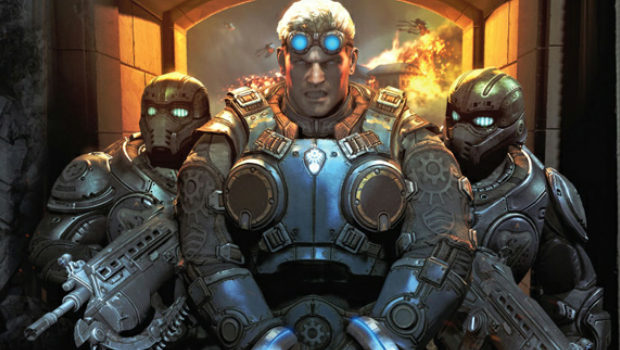 Gears of WarEpic: Gears of War ripoffs hurt the franchise's legacy photo